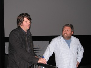 Orian Williams, producer of Control at Q&A
