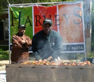 Taste of Starkville - Harvey\'s